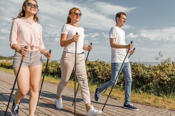 Терренкур - Скандинавская ходьба
